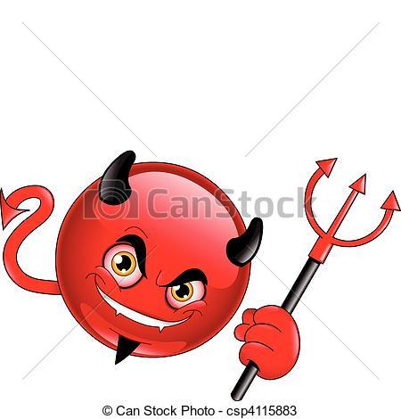 450x470 Satan Button Vector Clipart Royalty Free. 91 Satan Button Clip Art