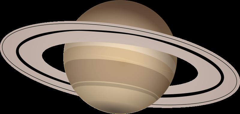 800x381 Free Clipart Saturn J Alves