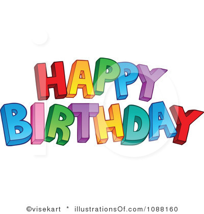 400x420 Fall Birthday Clipart