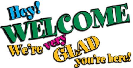 450x232 27 Best Welcome Pictures Images On Clip Art