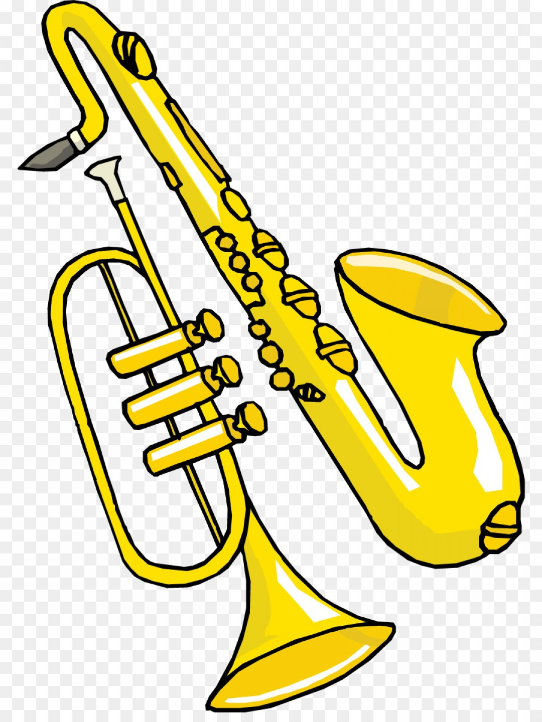 1080x1440 Png Saxophone Jazz Clip Art Cartoon Saxophone Vector Shopatcloth