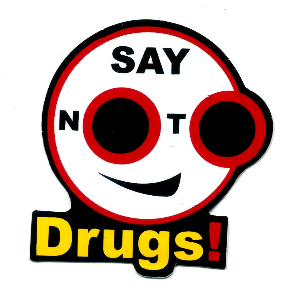 1024x1007 How To Say No To Drugs You Use, You Lose