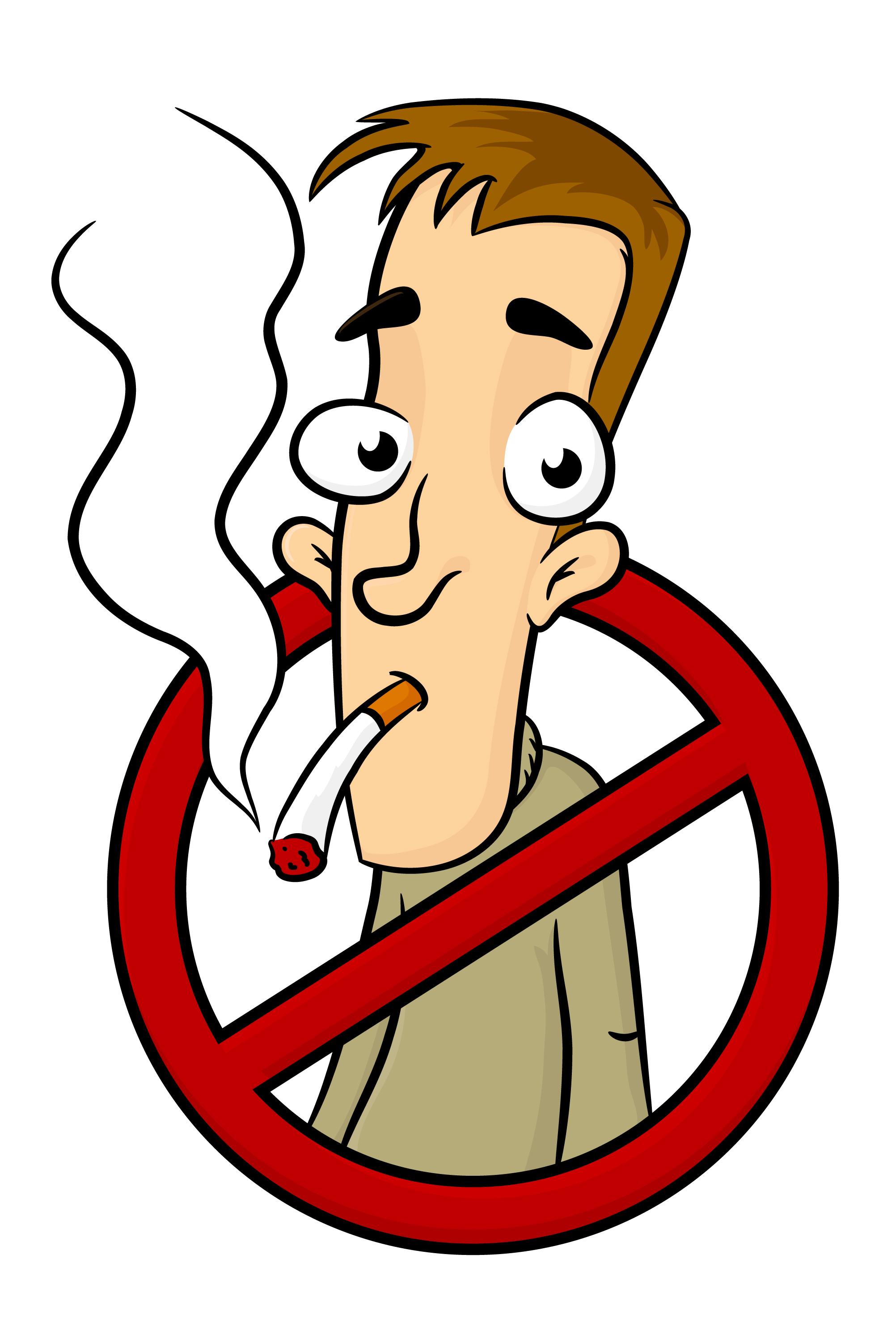 2004x2985 No Smoking Clipart