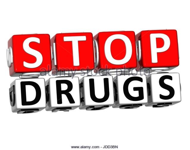 640x506 Say No To Drugs Cut Out Stock Images Amp Pictures