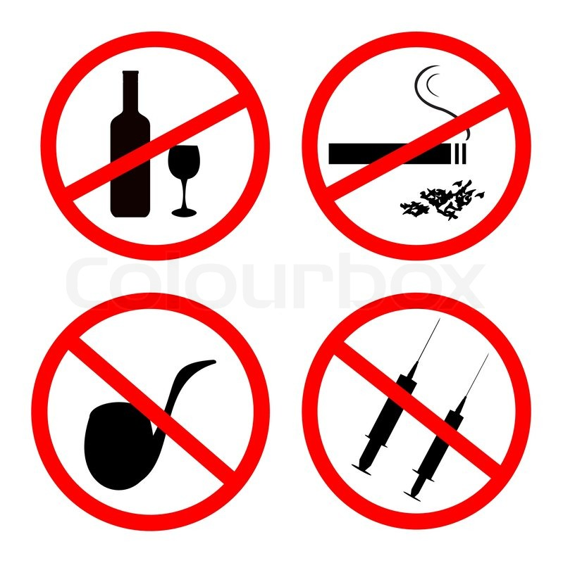 Say No To Drugs Clipart at GetDrawings com | Free for