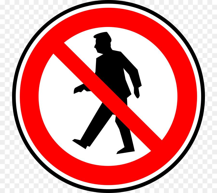 900x800 Walking Pedestrian Crossing Sign Clip Art