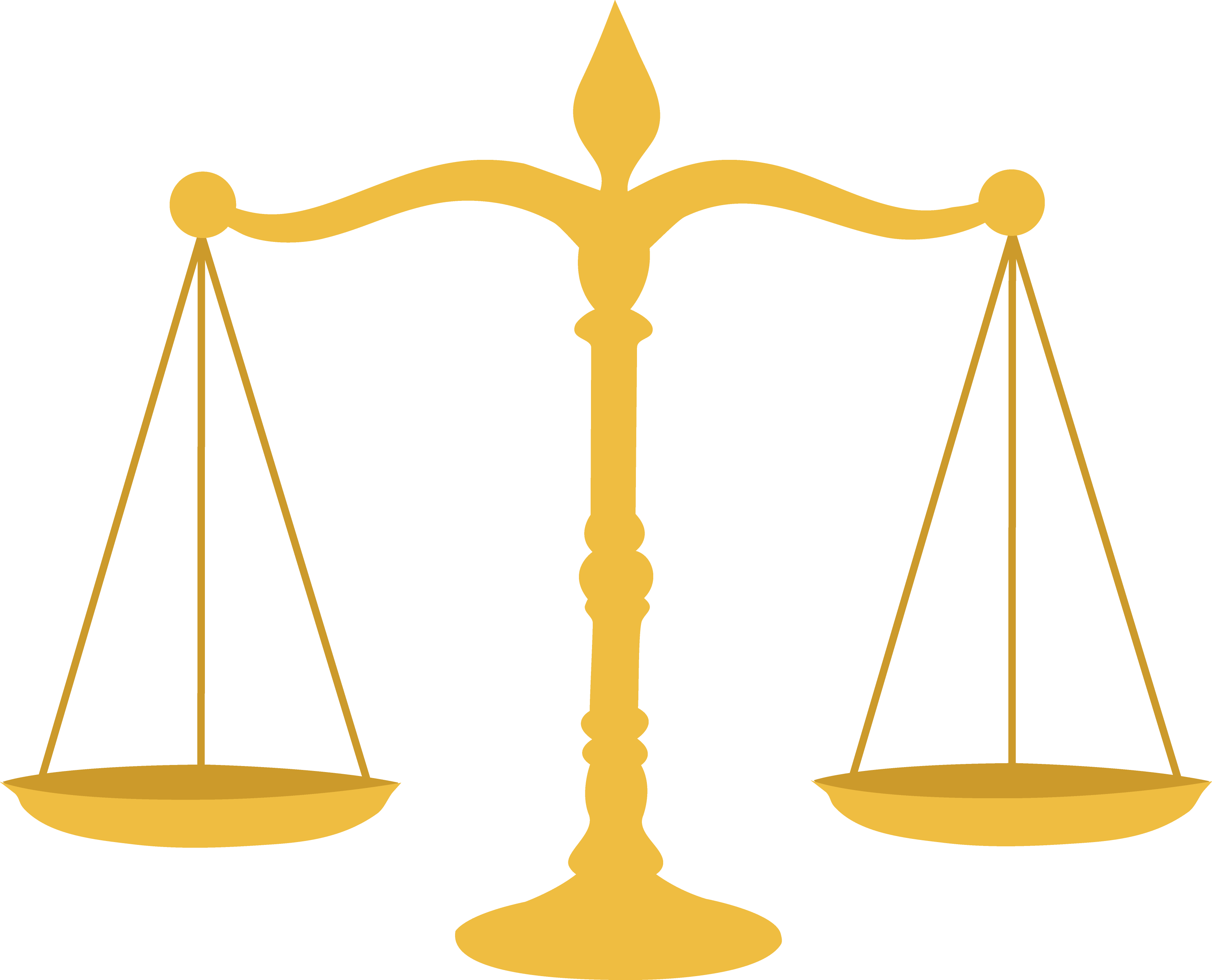 3425x2771 Golden Legal Scales