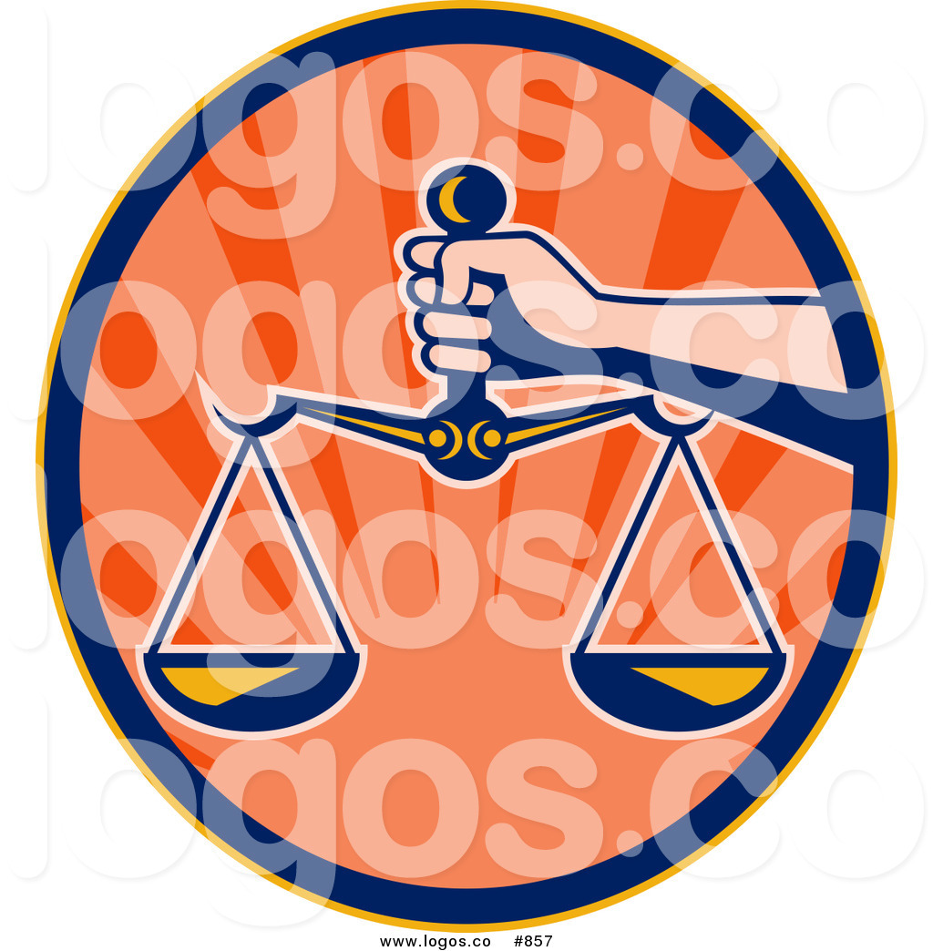 1024x1044 Royalty Free Vector Logo Of Justice By Patrimonio