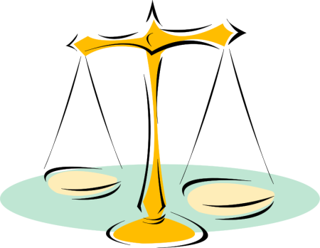 450x348 Scales Of Justice Animated Clipart