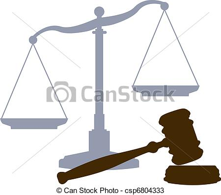 450x397 Scales Gavel Legal Justice Court System Symbols. Scales