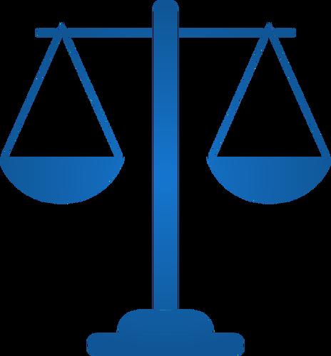 464x500 Vbue Justice Scale Image Public Domain Vectors