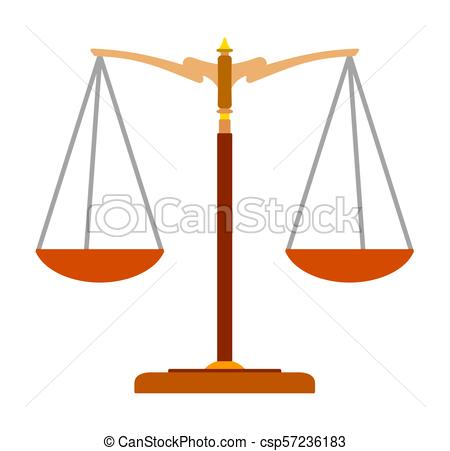 Scales Of Justice Clipart At Getdrawings Free For Personal Use