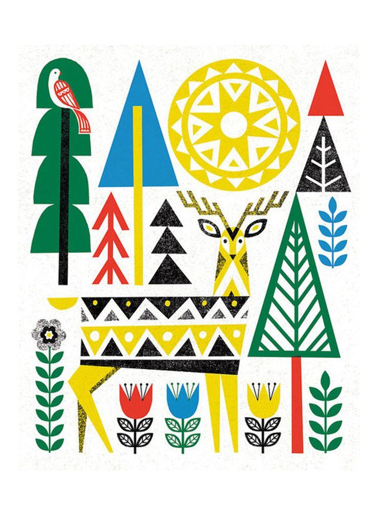 Scandinavian Clipart