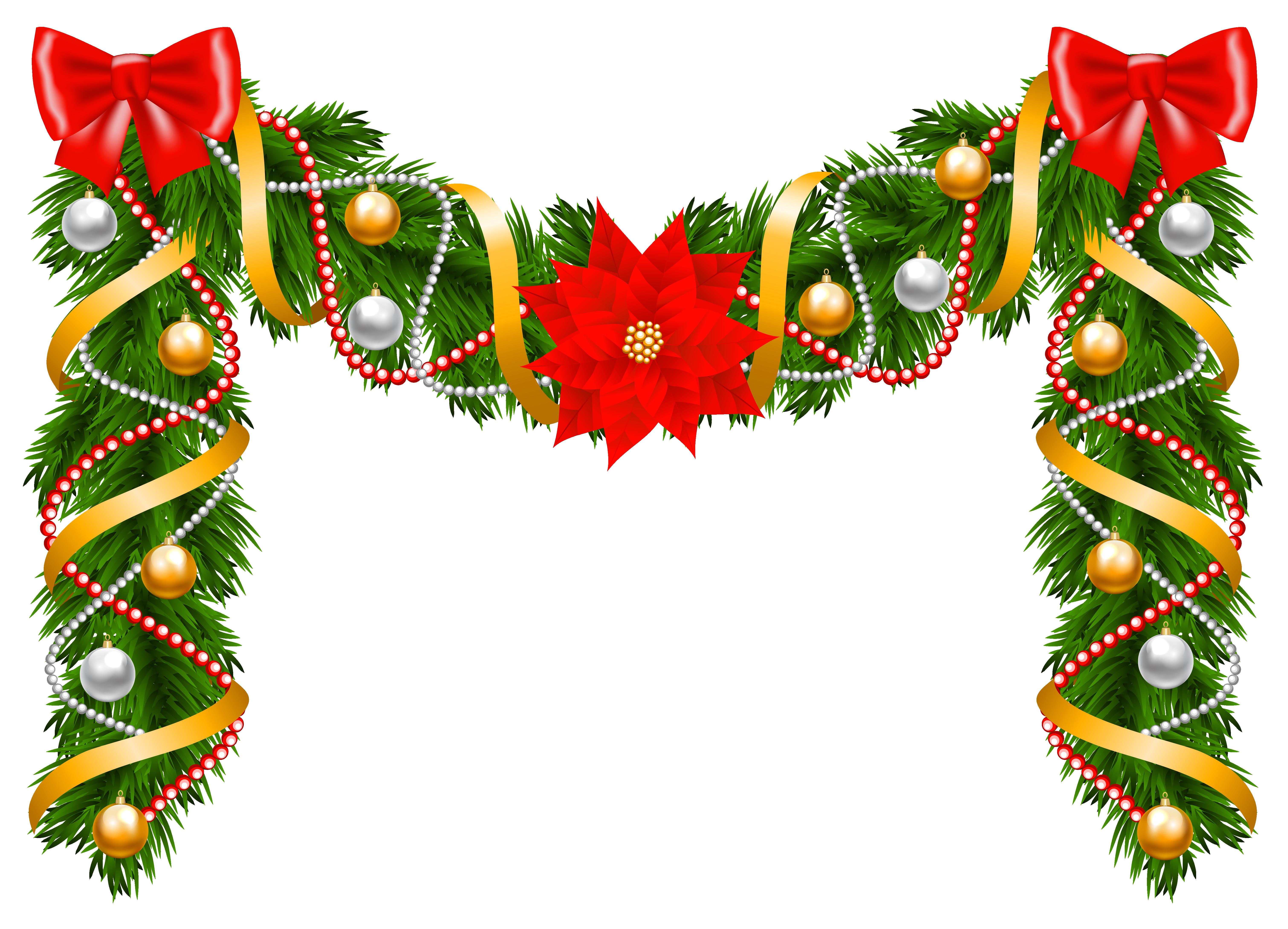 6043x4362 Art Deco Clip Art For Christmas Fun For Christmas