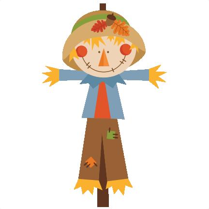 432x432 Simple Scarecrow Clipart Scarecrow Svg Scrapbook Cut File Cute
