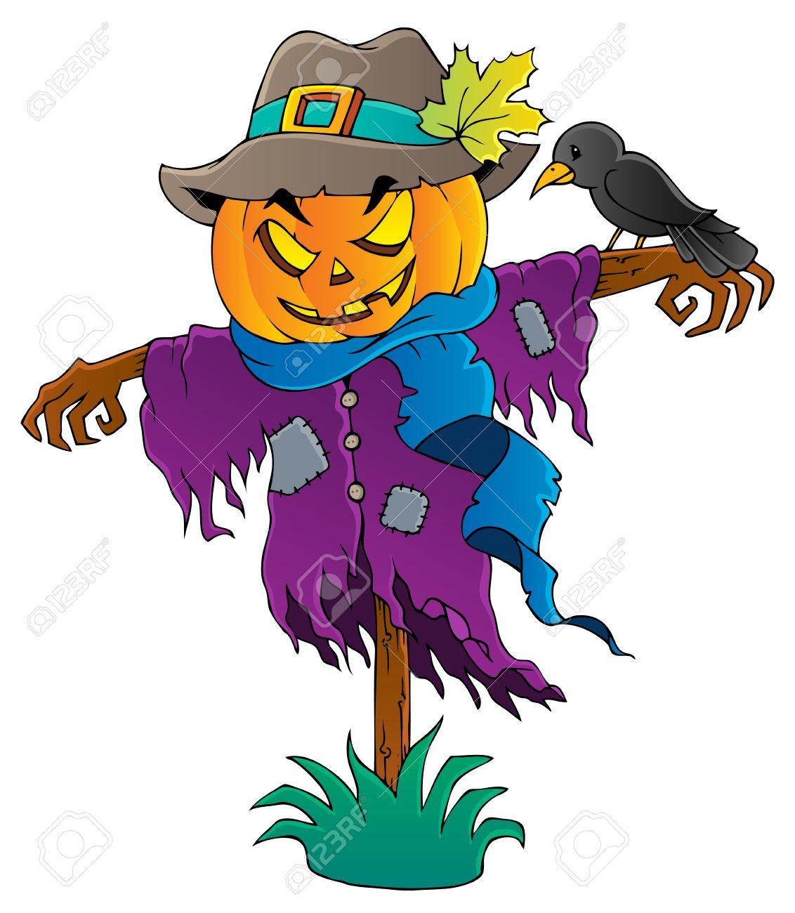 1132x1300 Cartoon Scarecrow Clipart, Explore Pictures