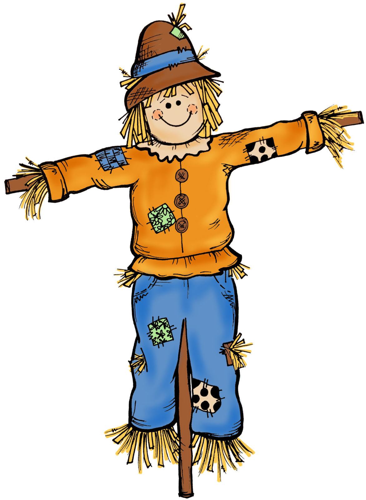 scarecrow clipart free at getdrawings com free for personal use rh getdrawings com free clipart scarecrow and pumpkins free scarecrow clipart