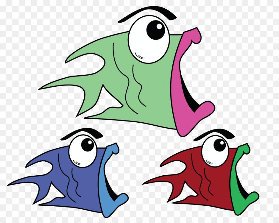 900x720 Fish Turkey Fear Clip Art