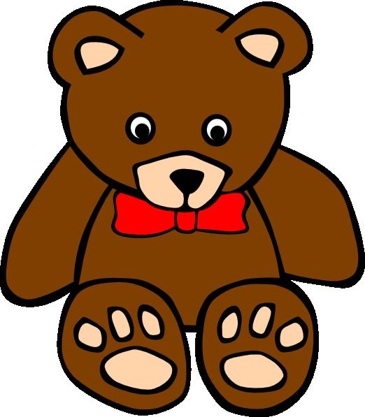 522x597 Top Black Bear Clip Art Free Clipart Image 2