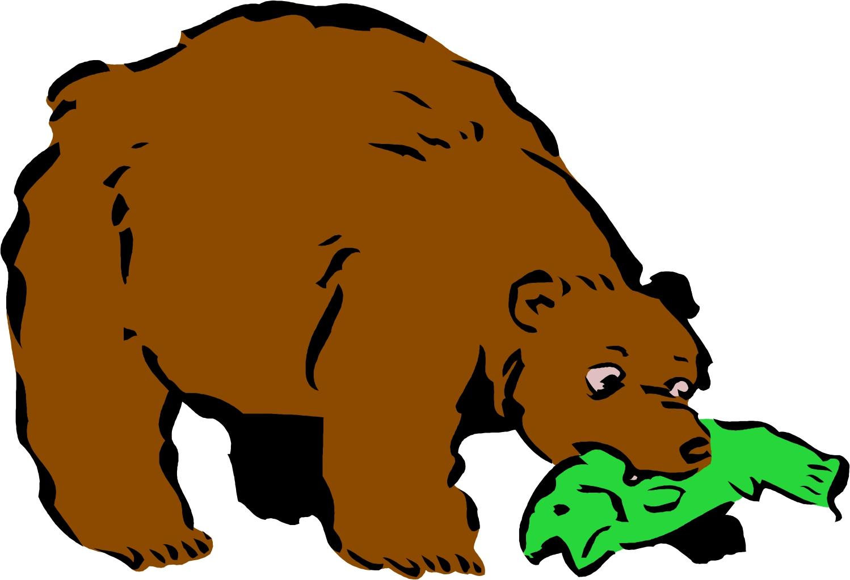 1498x1023 Cartoon Bear Clipart 11970923951047605892gerald G Simple Teddy