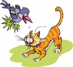 300x277 Kitten Clipart Scared