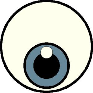 300x300 Eyeball Clipart Amp Eyeball Clip Art Images