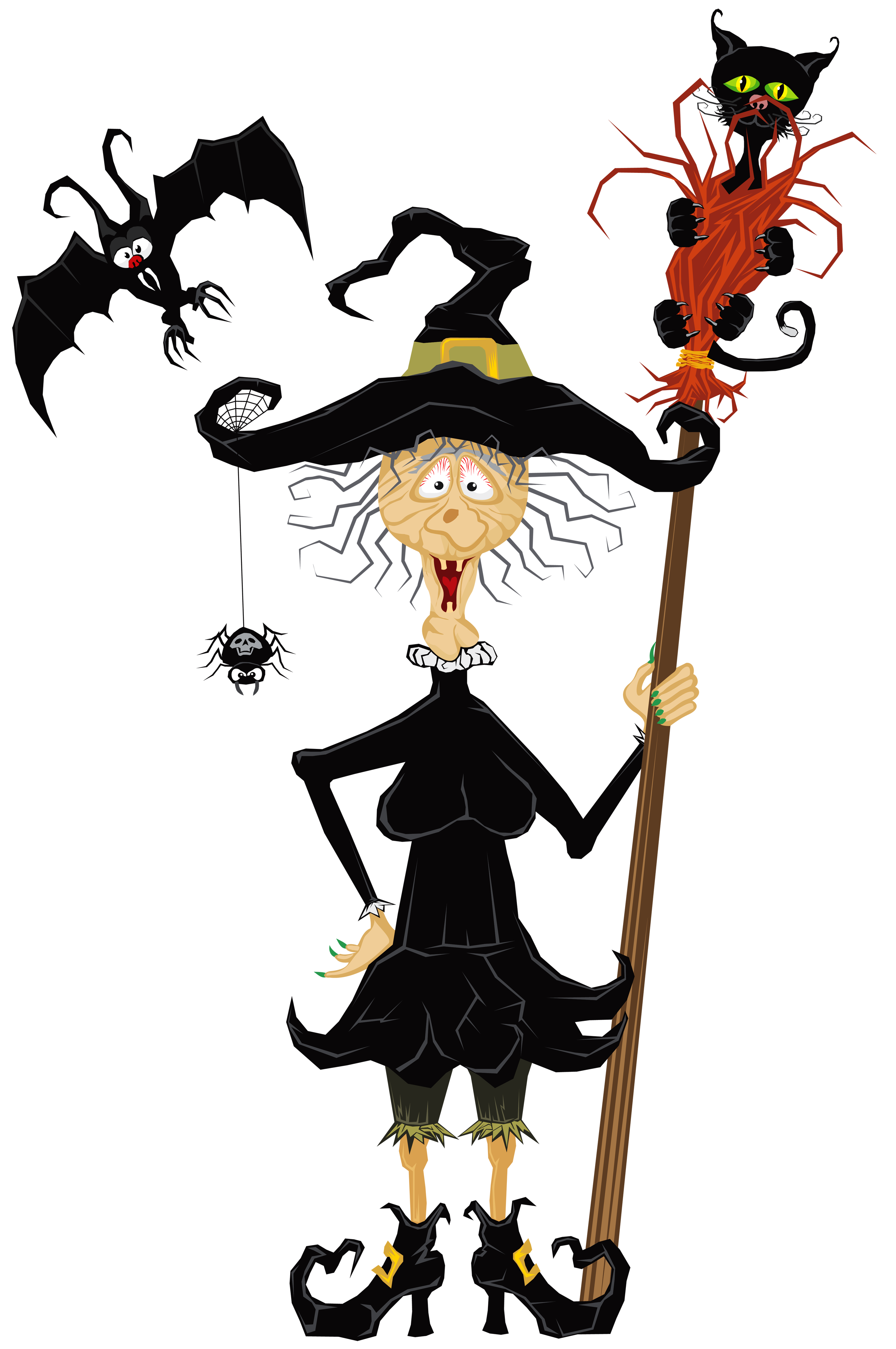 Scary Halloween Clipart at GetDrawings | Free download