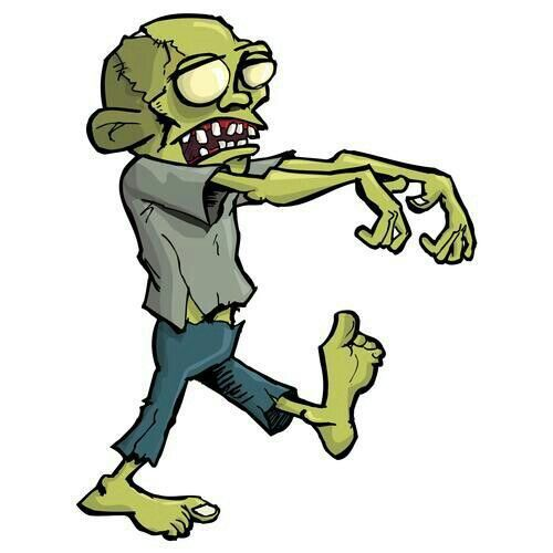 500x500 28 Best Zombies Images On Zombies, Halloween Cartoons
