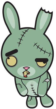 236x455 Zombie Mom My Scary Cartoons