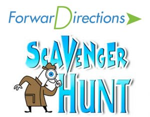 300x233 Scavenger Hunt Clipart Free Join The Forwardirections Website
