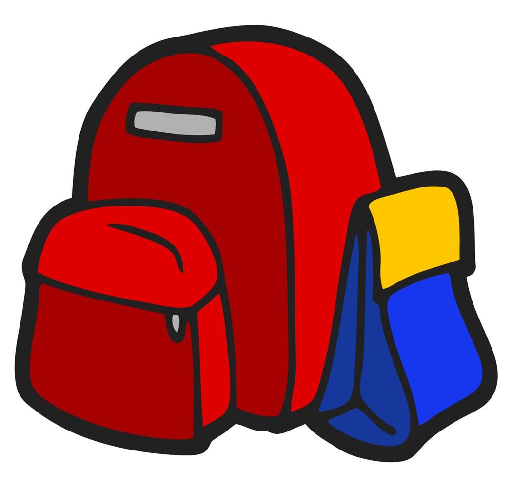 1050x1000 School Backpack Clipart Panda Free Images Beauteous Bookbag