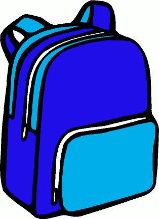 314x433 School Bag Clipart Free Download Clip Art