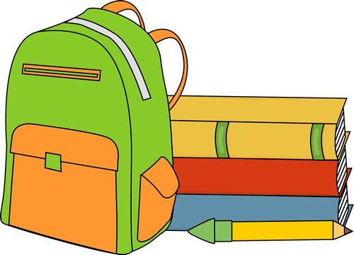 500x361 Bag Of Stuff Clipart