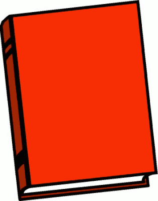 314x400 Free Red Book Clipart