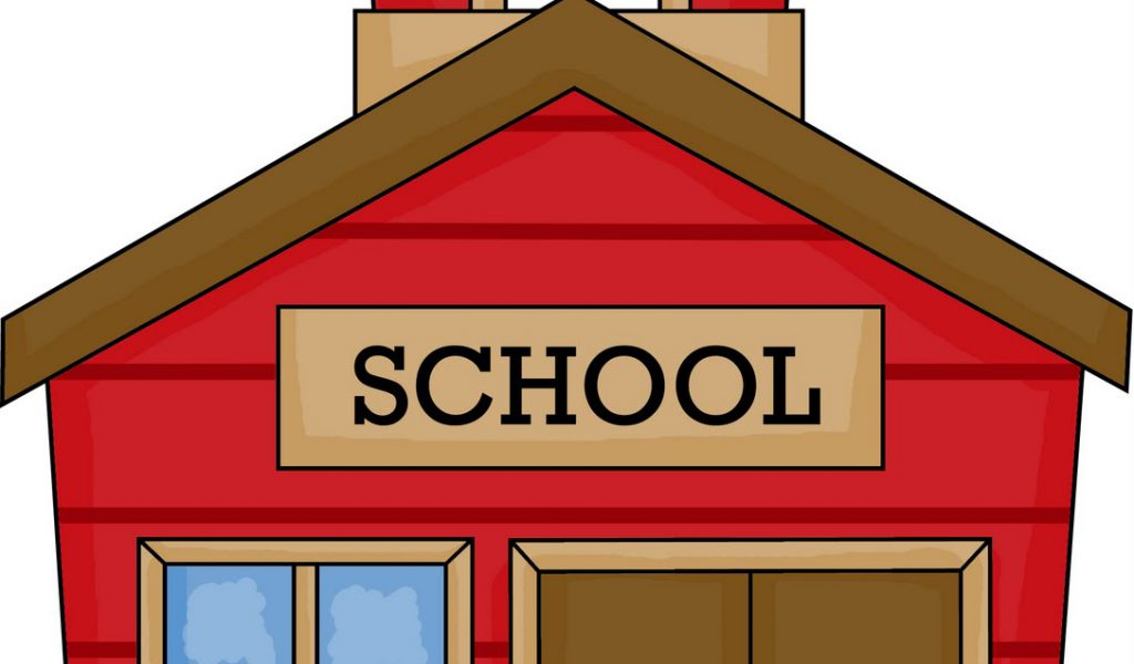 1024x600 Clipart School School High School Building Classroom Clipart High