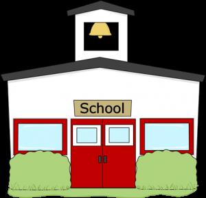 300x289 School Building Clipart School Building Clip Art1 Out