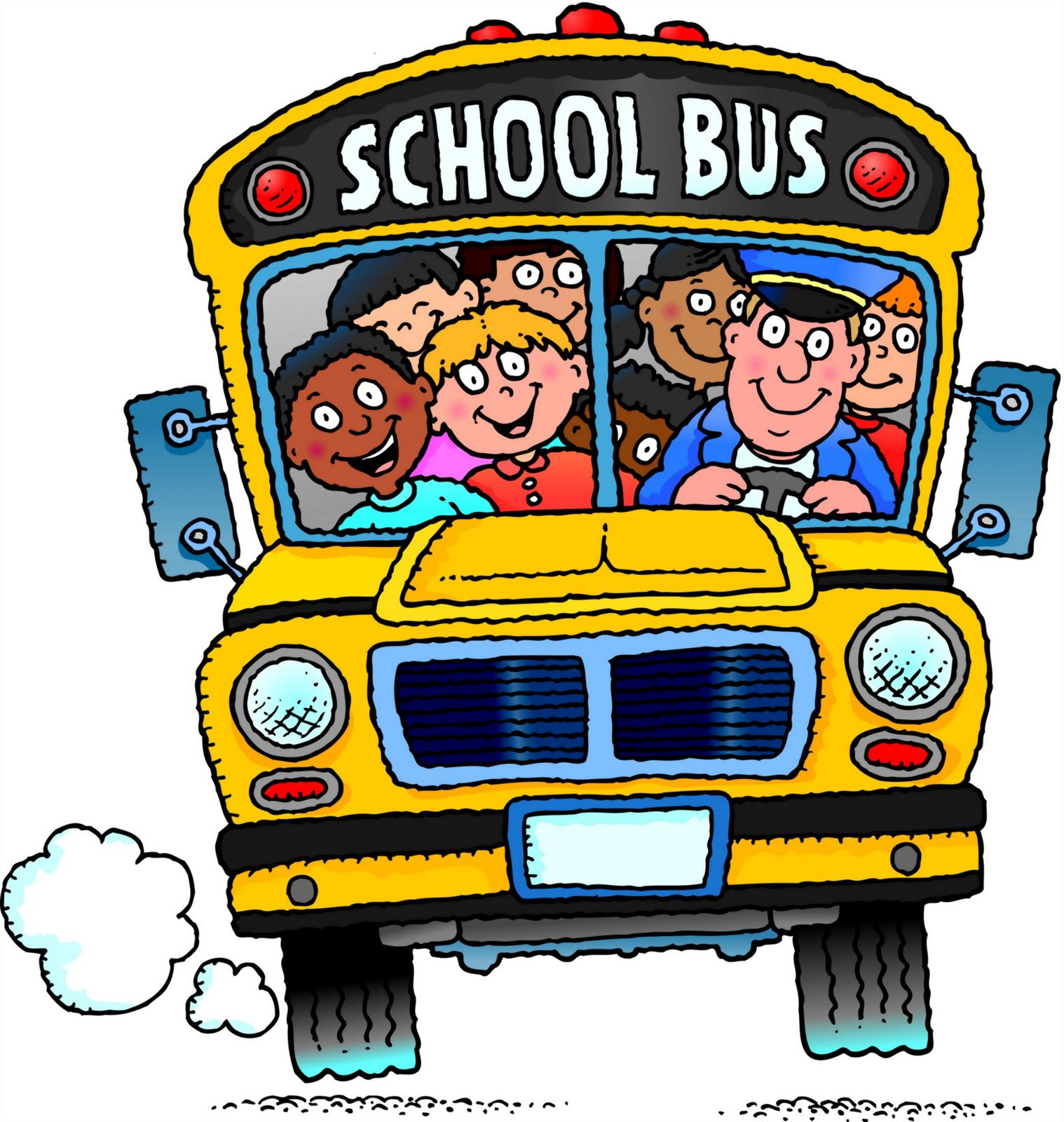 school bus clipart for kids at getdrawings com free for personal rh getdrawings com School Bus Clip Art Black and White Cartoon School Bus