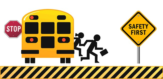 650x317 School Bus Safety Safety Amp Security Mineral Wells Independent