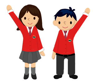 School Uniform Clipart