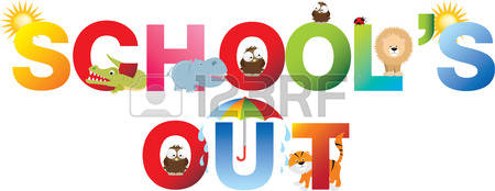 450x174 Fun Clipart Schools Out