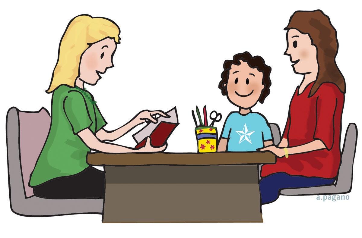1200x790 Parent Teacher Conference Clipart Amp Look At Parent Teacher