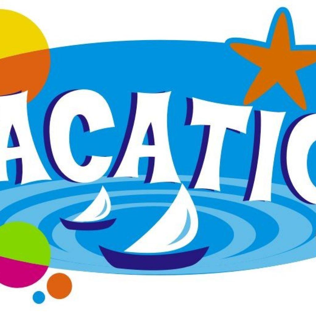 1024x1024 School Summer Vacation Clipart