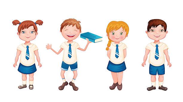 612x342 School Uniform Pictures Clip Art Clipart Collection