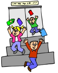 200x249 End Of School Clip Art End Of School Year Clipart 1