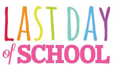 400x250 Last School Days Clipart