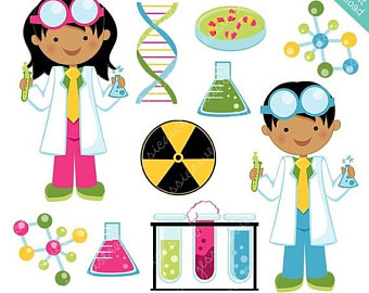 340x270 On Sale Scientist Kids Cute Clipart Science Kids Science