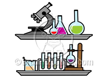432x324 Science Lab Clipart Lab Clipart St005 Cartoon Science Tools