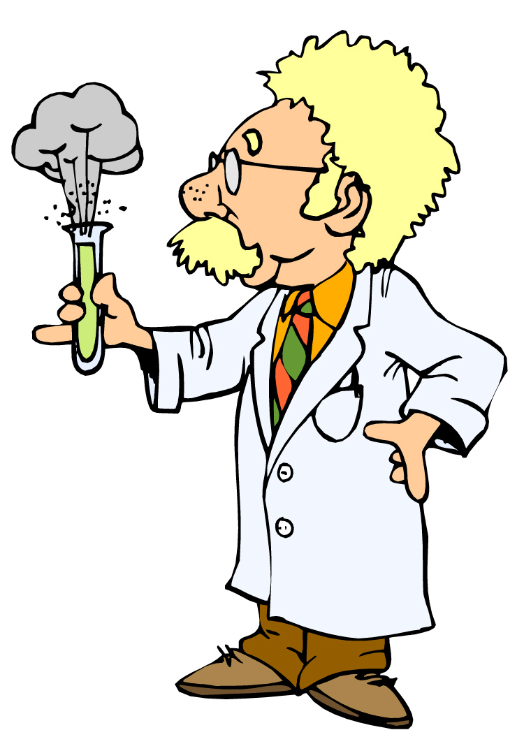 750x1045 Image Of Science Teacher Clipart