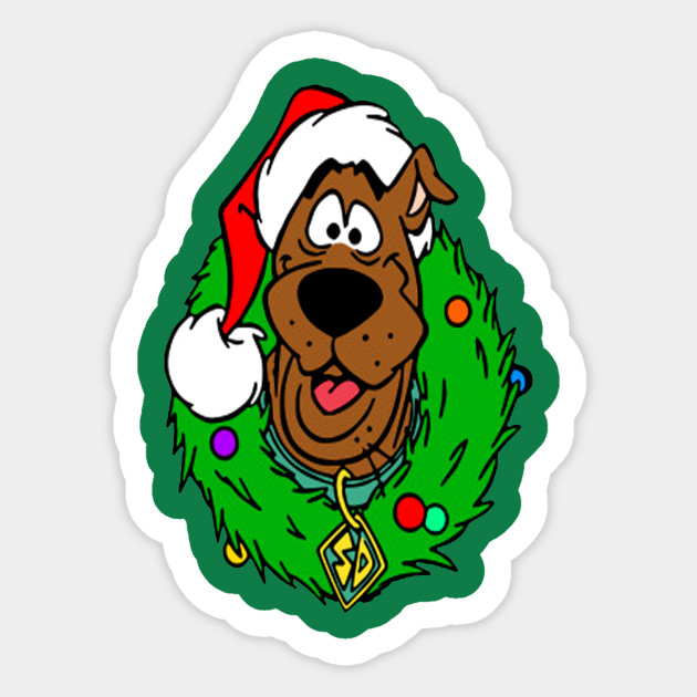 630x630 Scooby Doo Christmas Limited Edition T Shirt