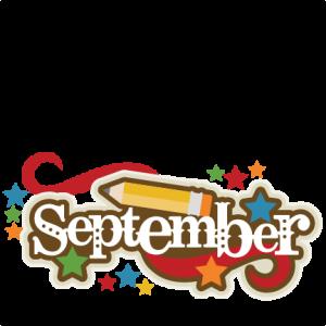 300x300 Free Clip Art September September Title Svg Scrapbook Cut File